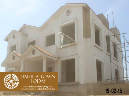 Bahria Town Karachi Latest Progress Update - February 2015 (15)