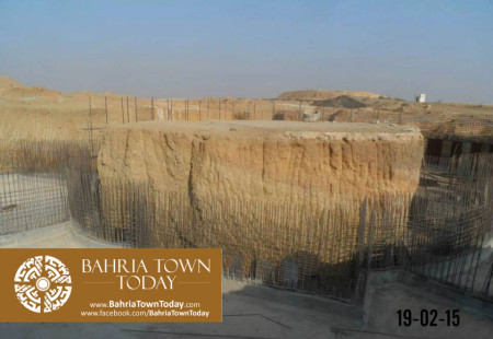 Bahria Town Karachi Latest Progress Update - February 2015 (16)