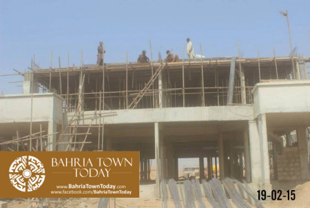 Bahria Town Karachi Latest Progress Update - February 2015 (18)