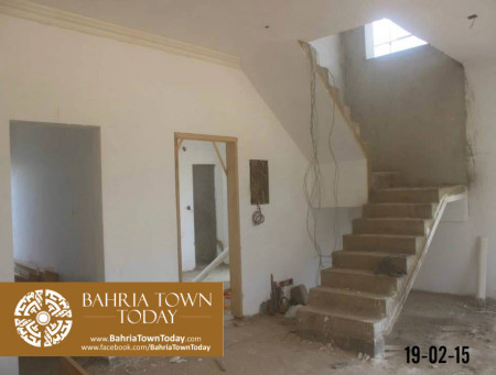Bahria Town Karachi Latest Progress Update - February 2015 (19)
