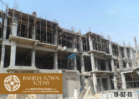 Bahria Town Karachi Latest Progress Update - February 2015 (20)