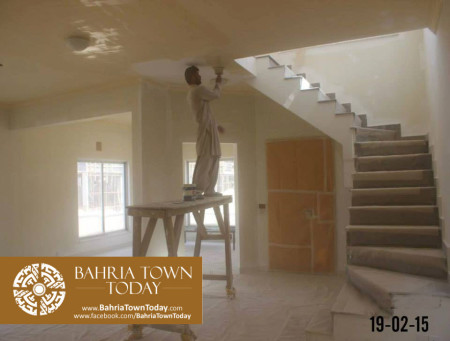 Bahria Town Karachi Latest Progress Update - February 2015 (24)