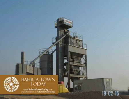 Bahria Town Karachi Latest Progress Update - February 2015 (25)