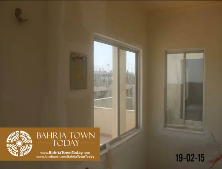 Bahria Town Karachi Latest Progress Update - February 2015 (31)