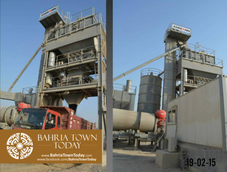 Bahria Town Karachi Latest Progress Update - February 2015 (4)