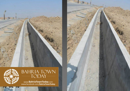 Bahria Town Karachi Latest Progress Update - February 2015 (5)