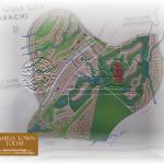 Master Plan of Bahria Golf City Karachi