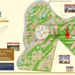 Master Plan of Bahria Golf City Karachi (Precinct 20)