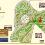 Master Plan of Bahria Golf City Karachi (Precinct 20)