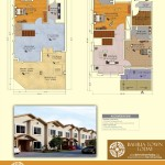 Floor Plan of 125 Square Yards Bahria Homes – Bahria Town Karachi