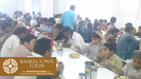 Bahria Town Opens Two Dastarkhwans in Hyderabad  (6)