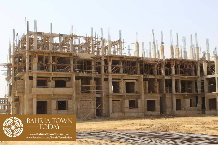 Bahria Town Karachi Latest Progress Update – March 2015 (1)