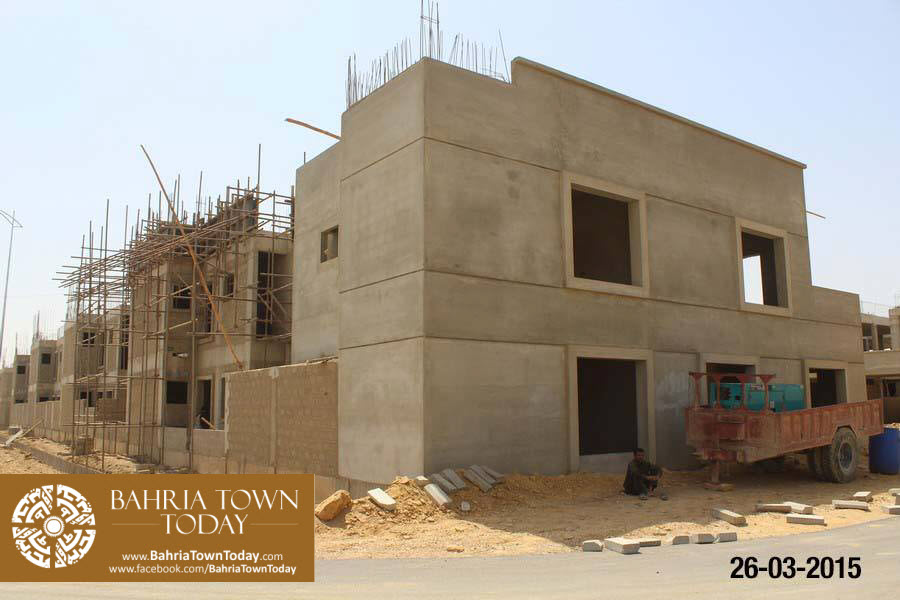 Bahria Town Karachi Latest Progress Update – March 2015 (10)