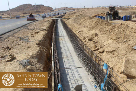 Bahria Town Karachi Latest Progress Update - March 2015 (11)