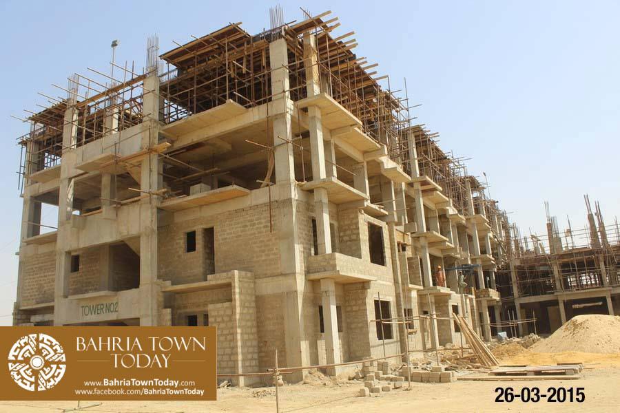 Bahria Town Karachi Latest Progress Update – March 2015 (12)