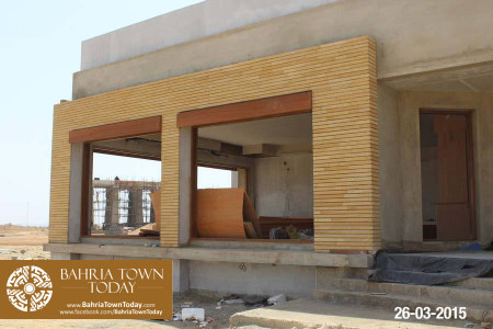 Bahria Town Karachi Latest Progress Update - March 2015 (13)