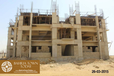 Bahria Town Karachi Latest Progress Update - March 2015 (17)