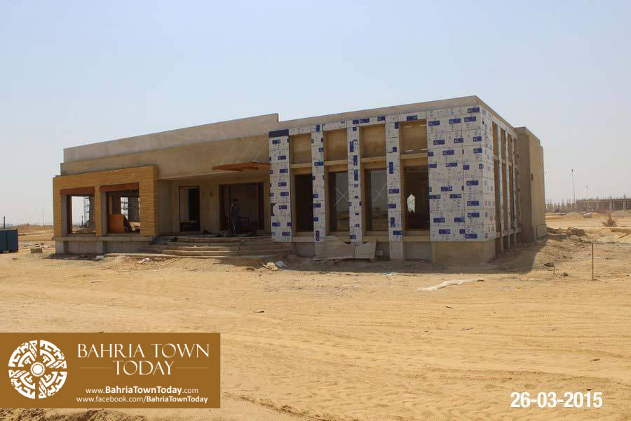Bahria Town Karachi Latest Progress Update – March 2015 (18)