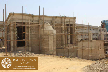 Bahria Town Karachi Latest Progress Update - March 2015 (19)