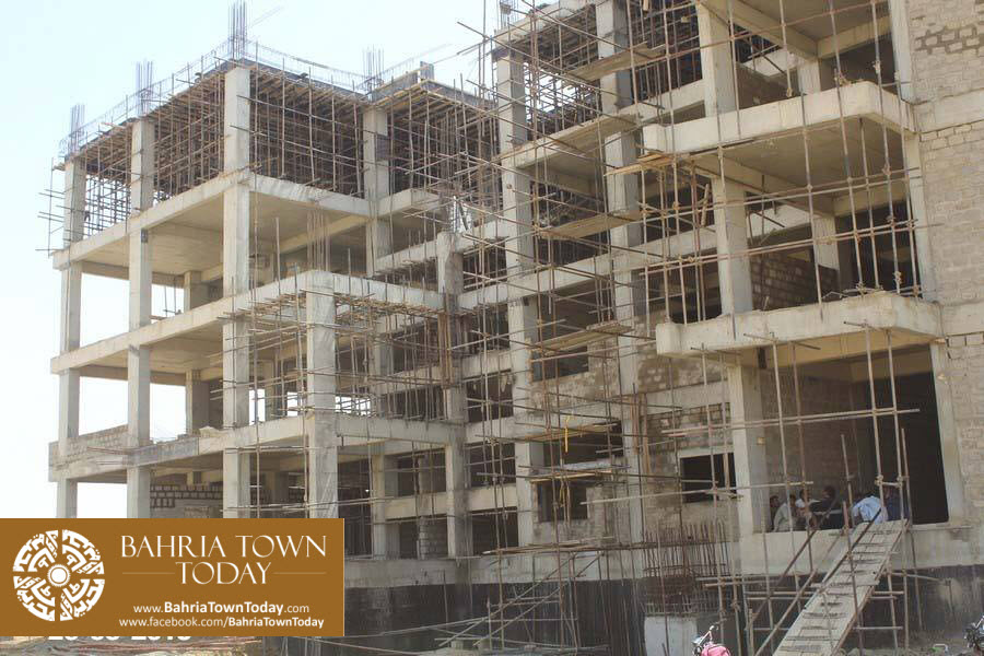 Bahria Town Karachi Latest Progress Update – March 2015 (21)