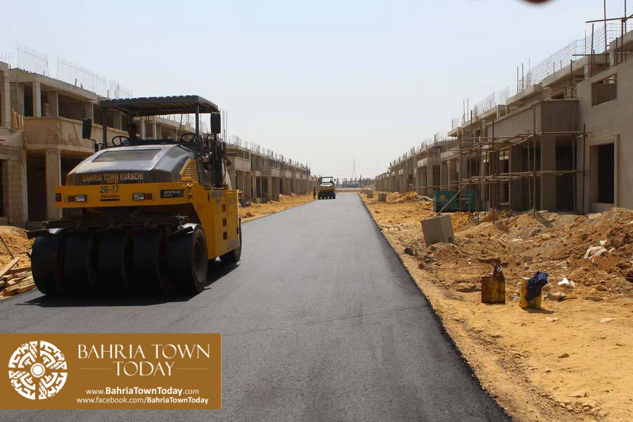 Bahria Town Karachi Latest Progress Update – March 2015 (23)