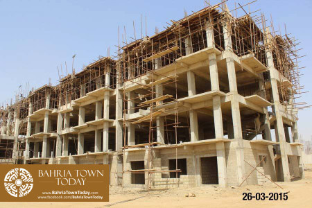 Bahria Town Karachi Latest Progress Update - March 2015 (24)