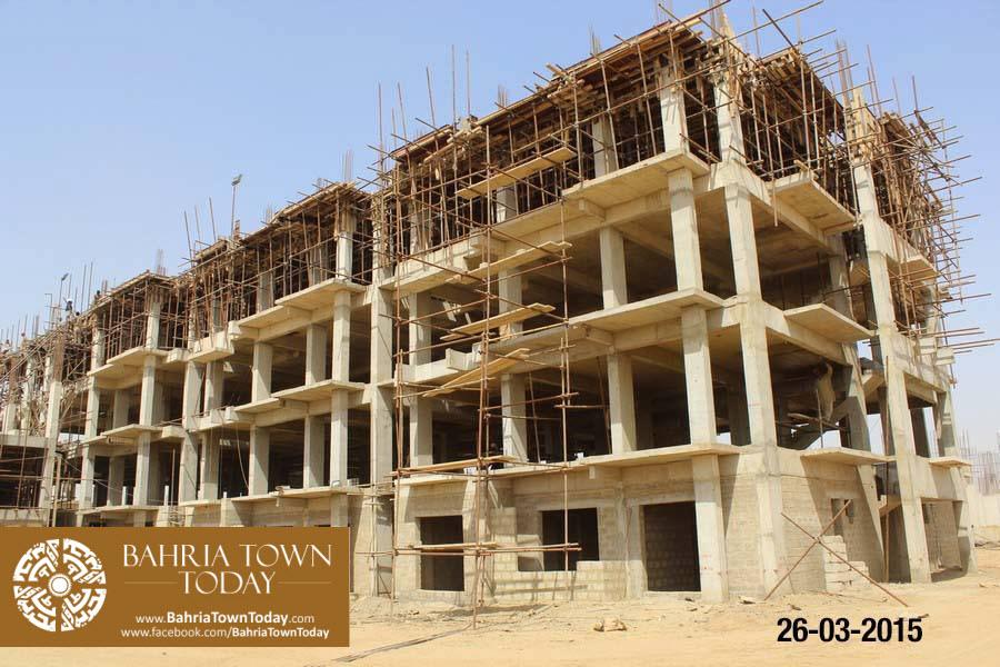 Bahria Town Karachi Latest Progress Update – March 2015 (24)