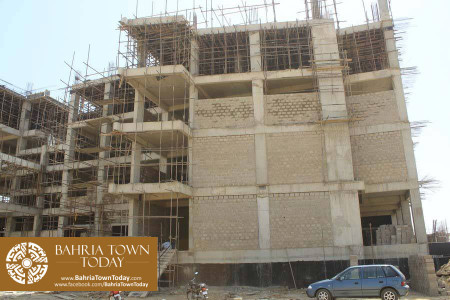 Bahria Town Karachi Latest Progress Update - March 2015 (26)
