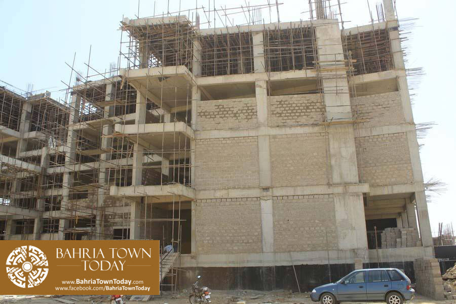 Bahria Town Karachi Latest Progress Update – March 2015 (26)