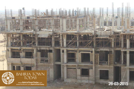 Bahria Town Karachi Latest Progress Update - March 2015 (29)