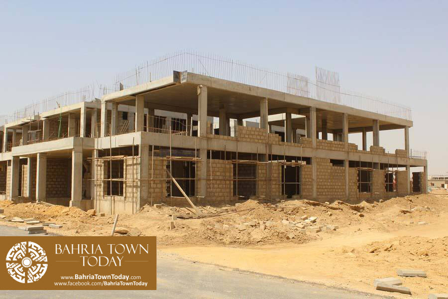 Bahria Town Karachi Latest Progress Update – March 2015 (3)