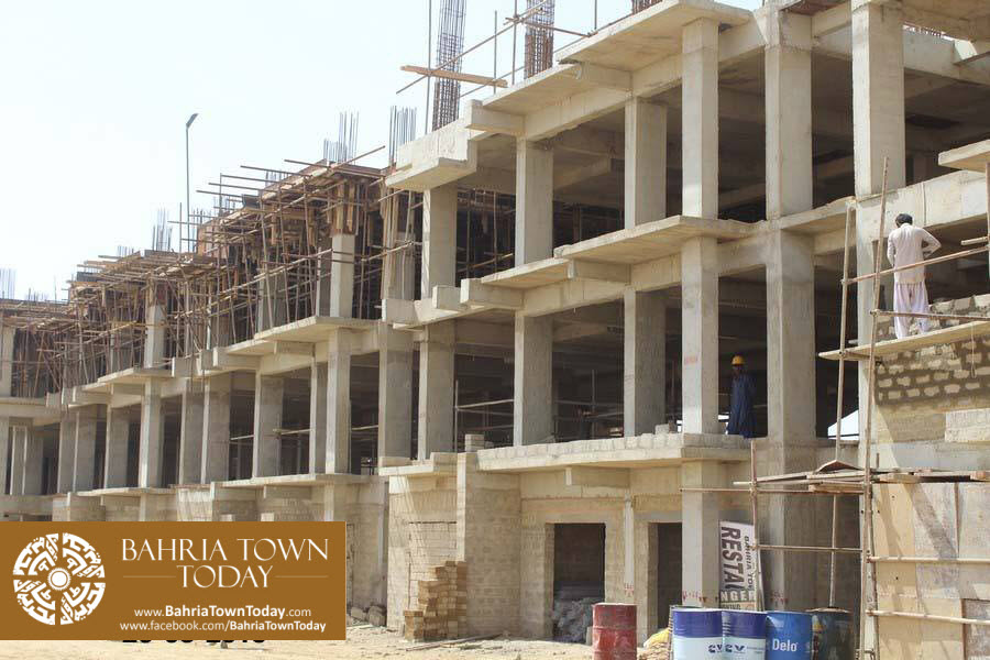 Bahria Town Karachi Latest Progress Update – March 2015 (30)