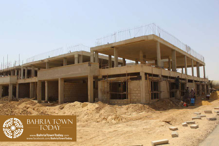 Bahria Town Karachi Latest Progress Update - March 2015 (7)
