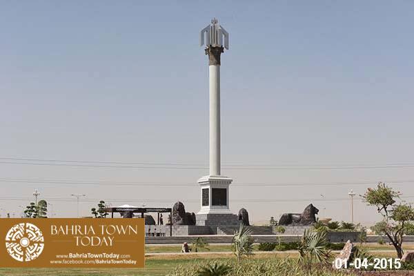 Bahria Town Karachi Latest Progress Update – April 2015 (11)