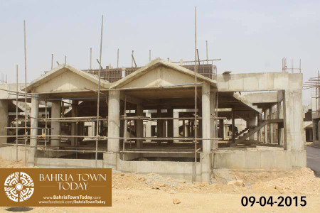 Bahria Town Karachi Latest Progress Update - April 2015 (12)