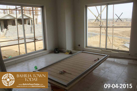Bahria Town Karachi Latest Progress Update - April 2015 (19)