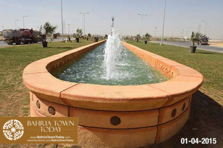Bahria Town Karachi Latest Progress Update - April 2015 (3)