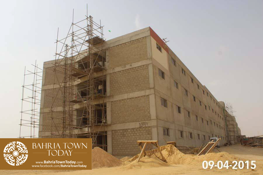 Bahria Town Karachi Latest Progress Update – April 2015 (31)