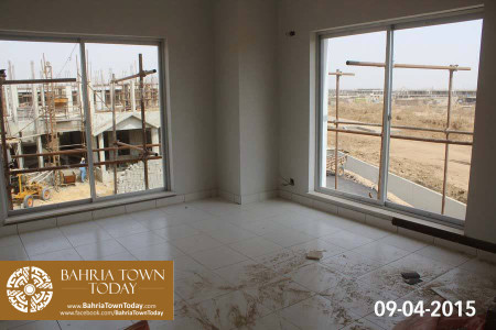 Bahria Town Karachi Latest Progress Update - April 2015 (32)
