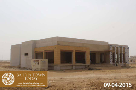 Bahria Town Karachi Latest Progress Update - April 2015 (33)