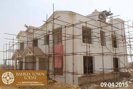 Bahria Town Karachi Latest Progress Update - April 2015 (8)