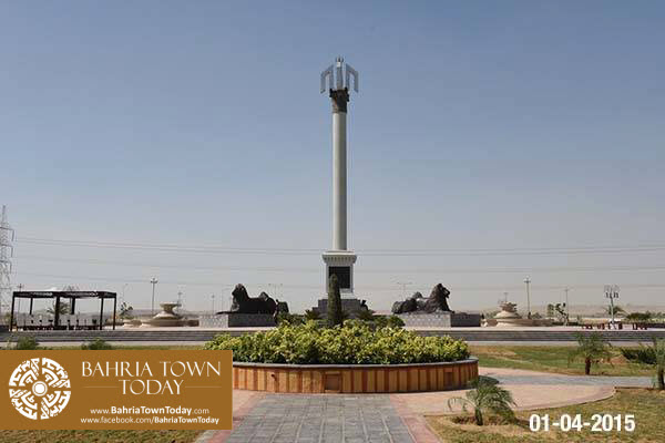Bahria Town Karachi Latest Progress Update – April 2015 (9)
