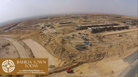 Thousands of 200 Yards Bahria Homes Under Construction Near Ali Block & Bahria Heights (1)