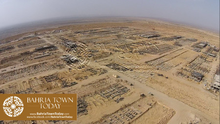 Thousands of 200 Yards Bahria Homes Under Construction Near Ali Block & Bahria Heights (10)