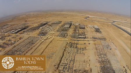 Thousands of 200 Yards Bahria Homes Under Construction Near Ali Block & Bahria Heights (11)