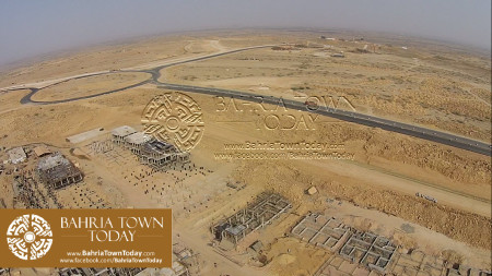 Thousands of 200 Yards Bahria Homes Under Construction Near Ali Block & Bahria Heights (13)
