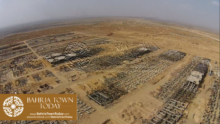 Thousands of 200 Yards Bahria Homes Under Construction Near Ali Block & Bahria Heights (14)