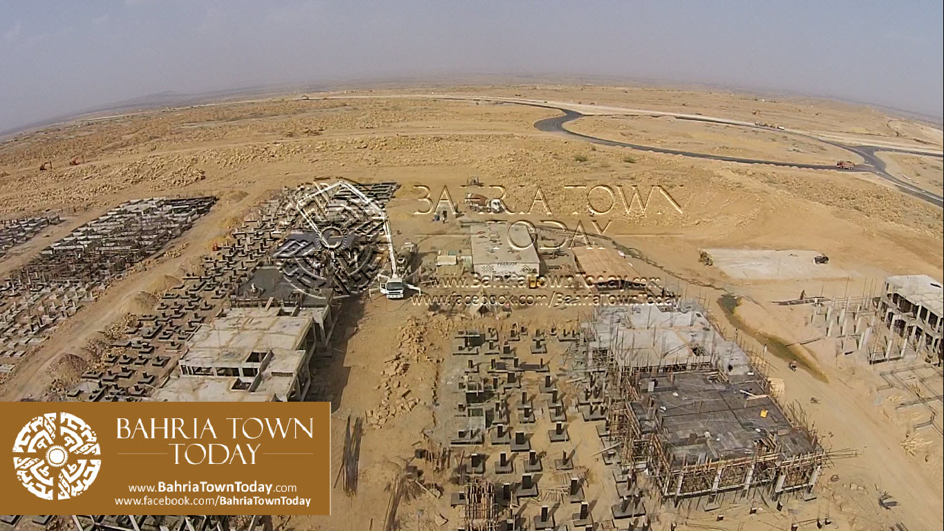 Thousands of 200 Yards Bahria Homes Under Construction Near Ali Block & Bahria Heights (16)