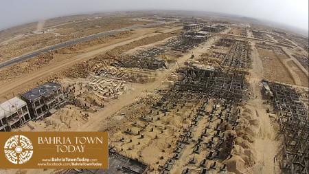 Thousands of 200 Yards Bahria Homes Under Construction Near Ali Block & Bahria Heights (17)