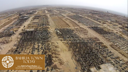 Thousands of 200 Yards Bahria Homes Under Construction Near Ali Block & Bahria Heights (18)